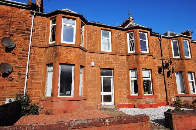 Thumbnail Flat for sale in Gillies Street, Troon, South Ayrshire