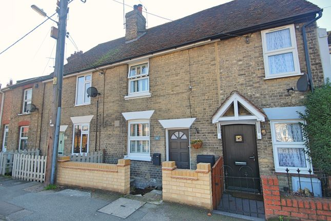 Thumbnail Terraced house for sale in Butler Road, Halstead