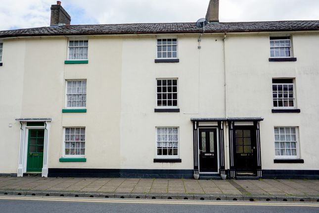 Thumbnail Terraced house for sale in 5 Smithfield Street, Llanidloes