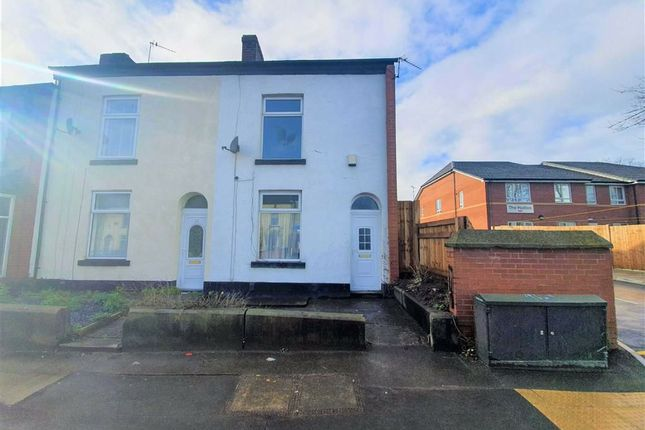 Thumbnail Terraced house to rent in Worsley Road, Farnworth, Bolton