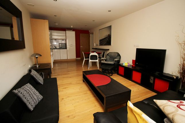 Thumbnail Flat to rent in The Sawmill, Dock Street