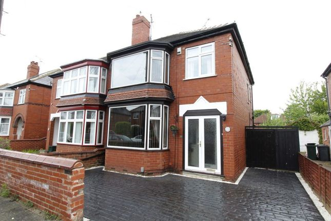 Thumbnail Semi-detached house for sale in Manor Drive, Doncaster