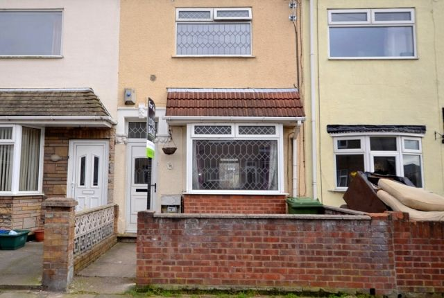 Thumbnail Terraced house to rent in Barcroft Street, Cleethorpes