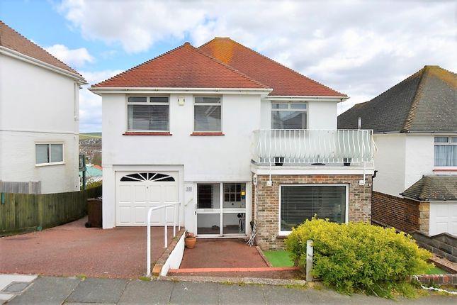 4 bed detached house for sale in Saltdean Drive, Saltdean BN2