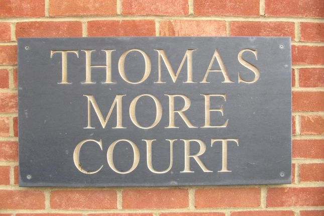 Thumbnail Flat for sale in Thomas More Court, Priory Avenue, Taunton, Somerset