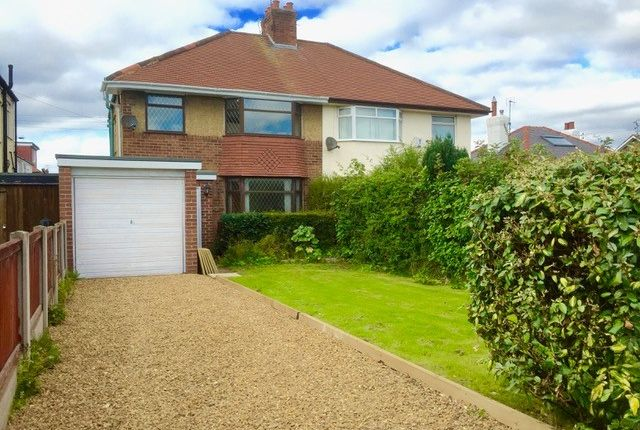 Thumbnail Semi-detached house to rent in 201 Greasby Road, Greasby, Wirral