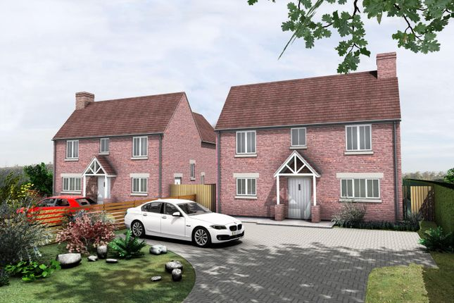 Thumbnail Commercial property for sale in Building Plots, Roundhill Cottages Kimblewick Road, Little Kimble