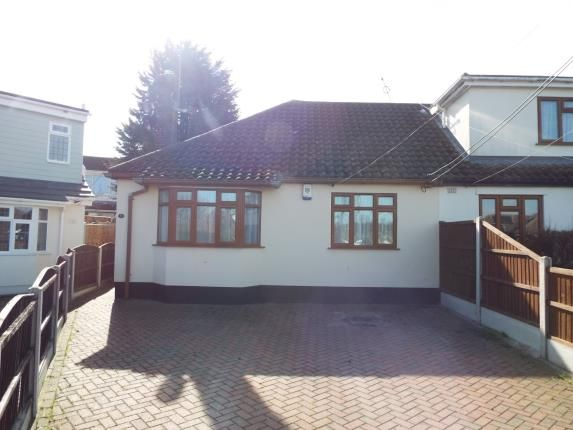 Thumbnail Property for sale in Brocksford Avenue, Rayleigh