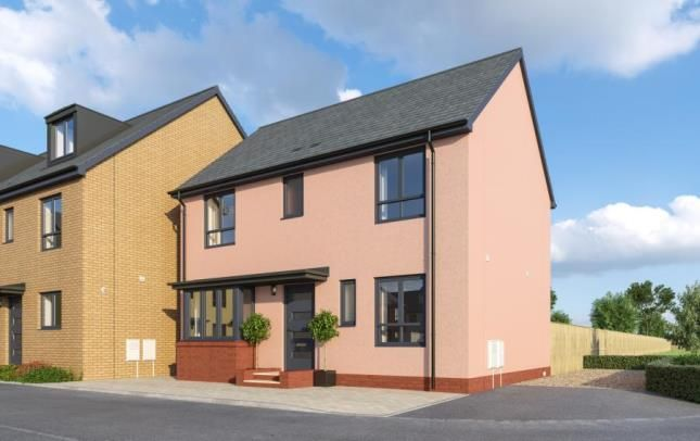 Thumbnail Semi-detached house for sale in Bailie Avenue, West Wick, Weston-Super-Mare