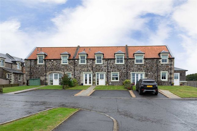 Thumbnail Terraced house for sale in Pitlethie Steadings, Leuchars, Fife