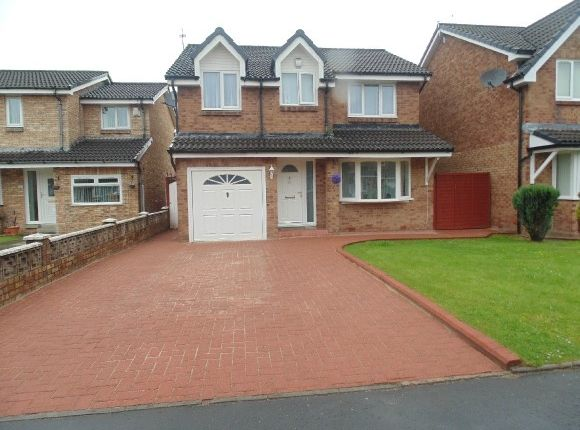 Thumbnail Detached house to rent in Fischer Gardens, Paisley