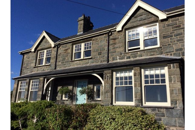 Thumbnail Detached house for sale in Twtill, Harlech
