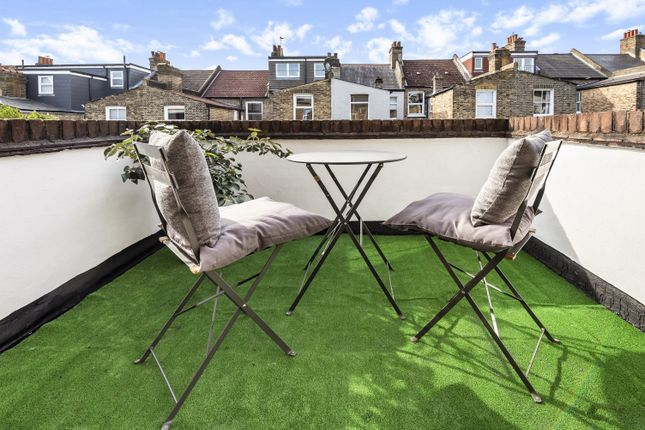Terrace of Holdenby Road, London SE4