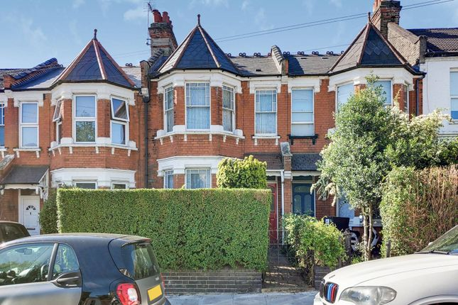 Thumbnail Terraced house for sale in Newnham Road, Wood Green, London