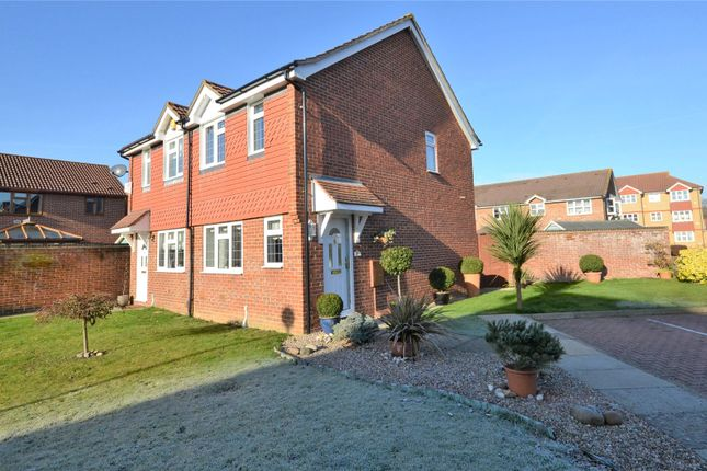 Thumbnail Semi-detached house for sale in Horley, Surrey
