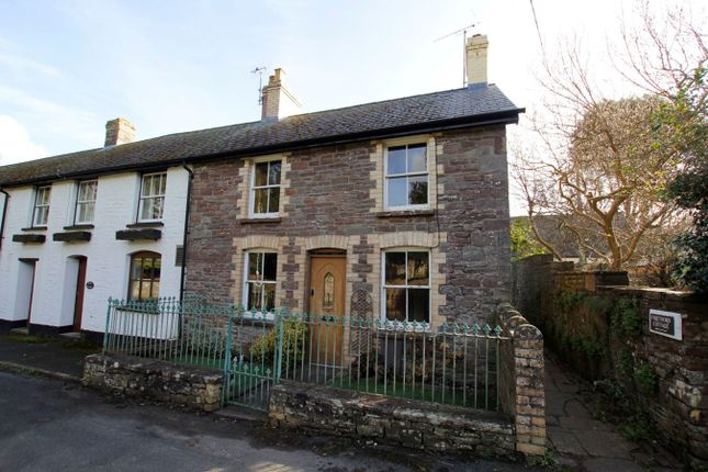 Thumbnail Cottage for sale in Church Row, Llanfrynach, Brecon