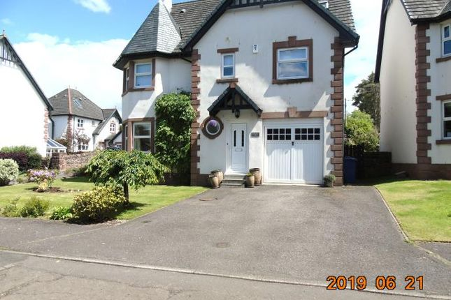 Thumbnail Detached house to rent in Torr Avenue, Quarrier's Village, Bridge Of Weir