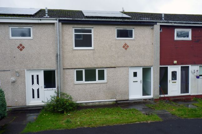 Front Aspects of Larch Drive, Greenhills, East Kilbride G75
