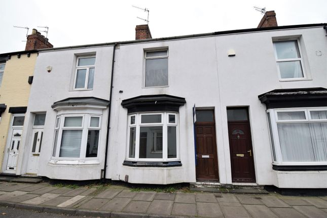 2 bed terraced house for sale in Carlow Street, Middlesbrough TS1