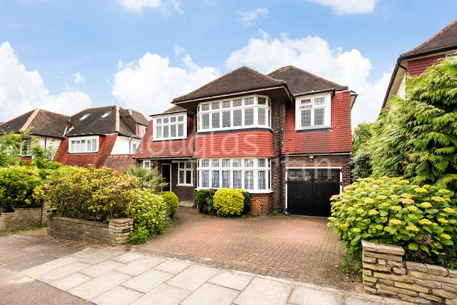 Thumbnail 5 bedroom detached house for sale in Sherwood Road, London