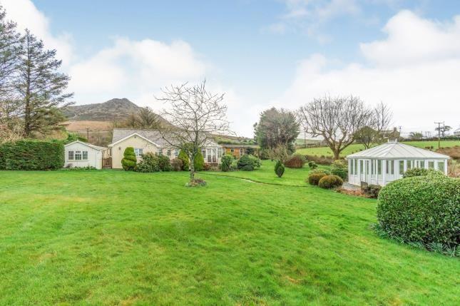 Thumbnail Bungalow for sale in Dinas, Pwllheli, Gwynedd, .
