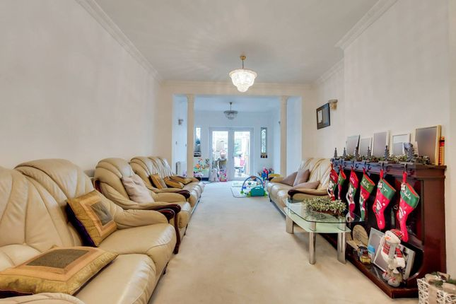 Thumbnail Semi-detached house to rent in Underhill Road, East Dulwich, London