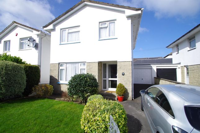 Thumbnail Detached house for sale in Fortescue Close, Braunton