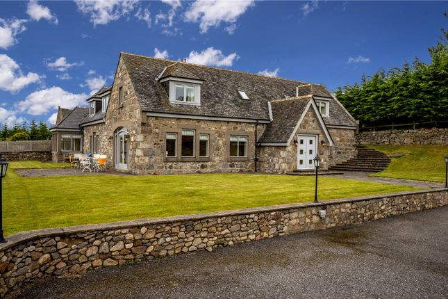 Thumbnail Detached house for sale in Townhead Lodge, Ardoe, Aberdeen