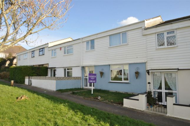 Thumbnail Terraced house to rent in Noweth Place, Falmouth