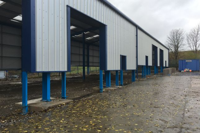 Thumbnail Industrial to let in Crown Business Parkdukestown, Tredegar