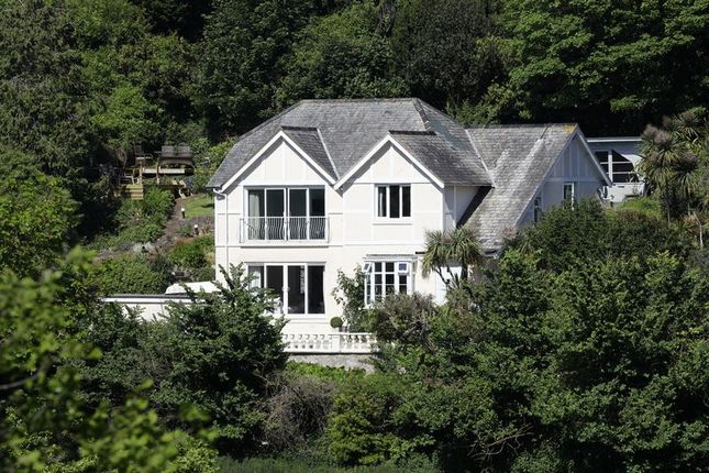 Thumbnail Detached house for sale in Ansteys Cove Road, Torquay