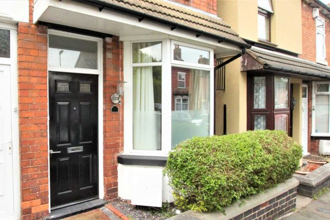 Thumbnail End terrace house for sale in Poplar Street, Wolverhampton