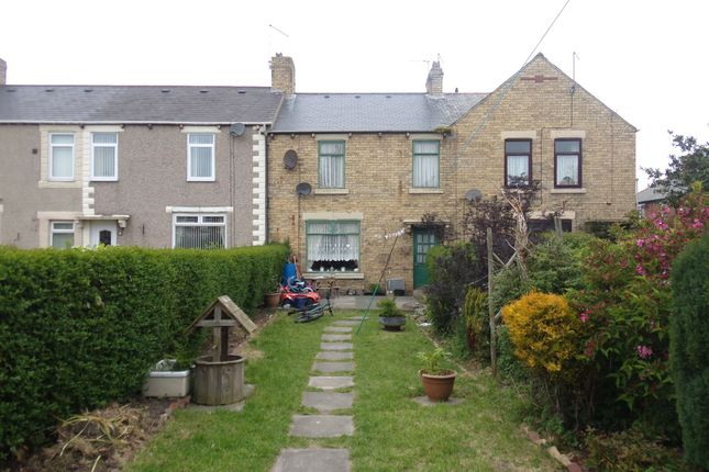 Thumbnail Terraced house for sale in Kingsley Road, Lynemouth, Morpeth