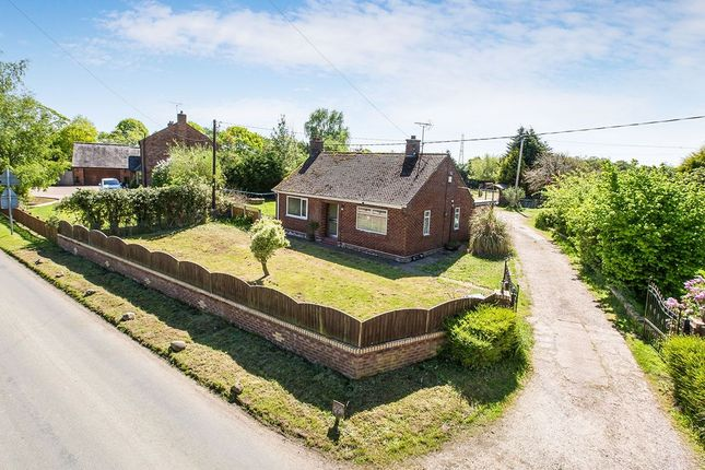 Thumbnail Bungalow for sale in Brookside Farm Cogshall Lane, Comberbach, Northwich