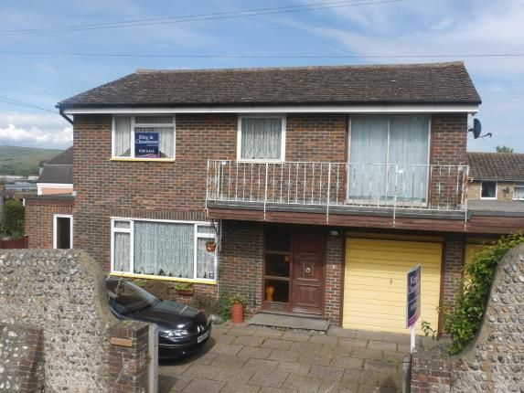 Thumbnail Detached house for sale in Church Hill, Newhaven, East Sussex