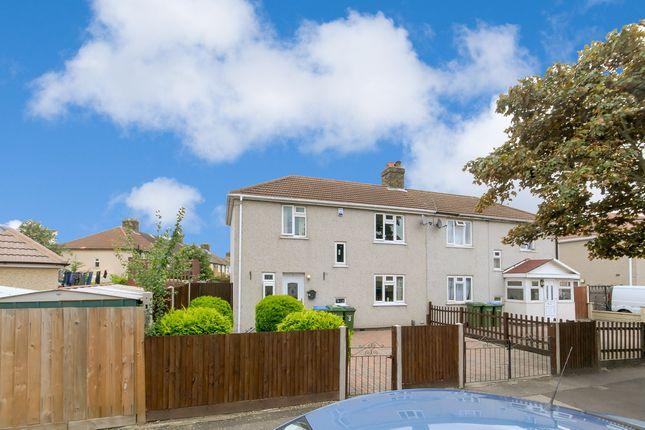 Thumbnail Semi-detached house to rent in Nigeria Road, Charlton, London