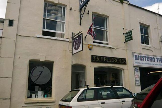 Thumbnail Maisonette to rent in Princess Victoria Street, Clifton, Bristol