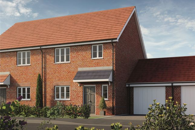 3 bed semi-detached house for sale in Fusiliers Green, Heckfords Road, Great Bentley, Colchester CO7