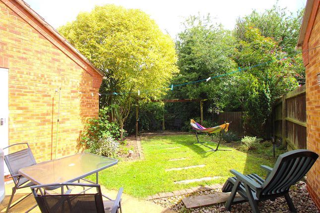 Rear Garden of Marriott Close, Leicester Forest East, Leicester LE3