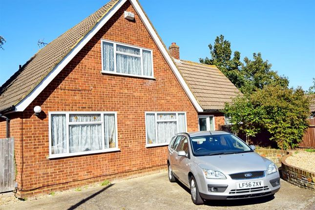 Thumbnail Detached bungalow for sale in Hillcroome Road, Sutton