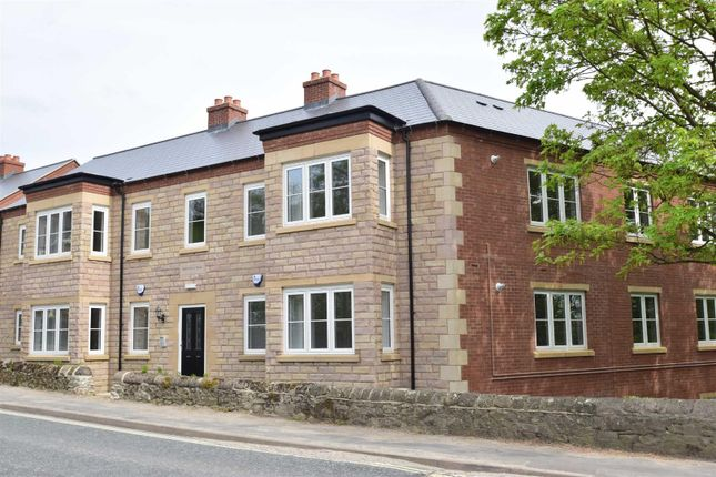 Thumbnail Flat for sale in Gilkin View, Cromford Road, Wirksworth, Matlock