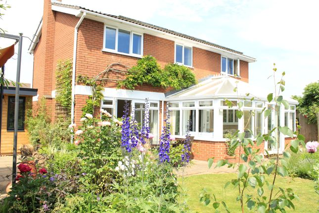 Thumbnail Detached house for sale in Bredon Close, Long Eaton, Nottingham