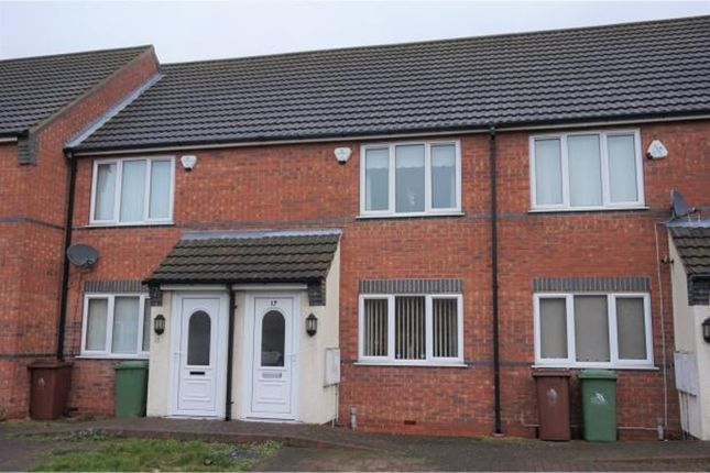 Thumbnail Terraced house to rent in Kingsgate, Grimsby