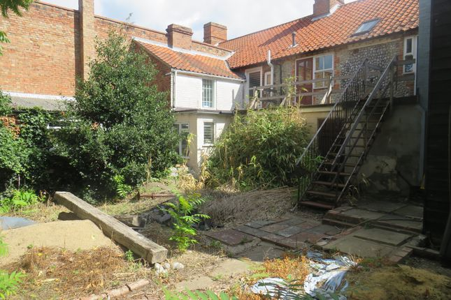 Thumbnail Flat for sale in Station Road, Sheringham
