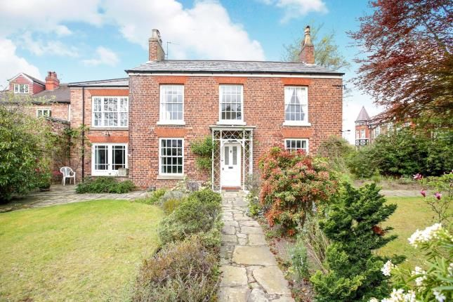 Thumbnail Detached house for sale in Chapel Lane, Wilmslow, Cheshire, .