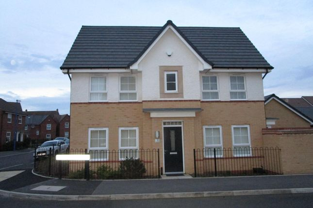 Thumbnail Detached house to rent in Joseph Hall Drive, Tipton