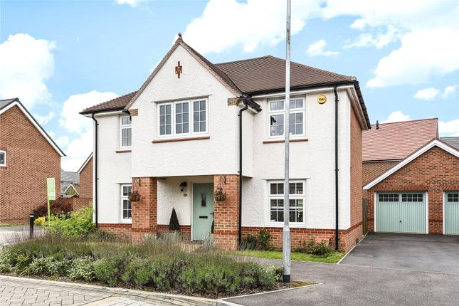 Thumbnail Detached house to rent in Goldcrest Road, Jennett's Park, Bracknell, Berkshire