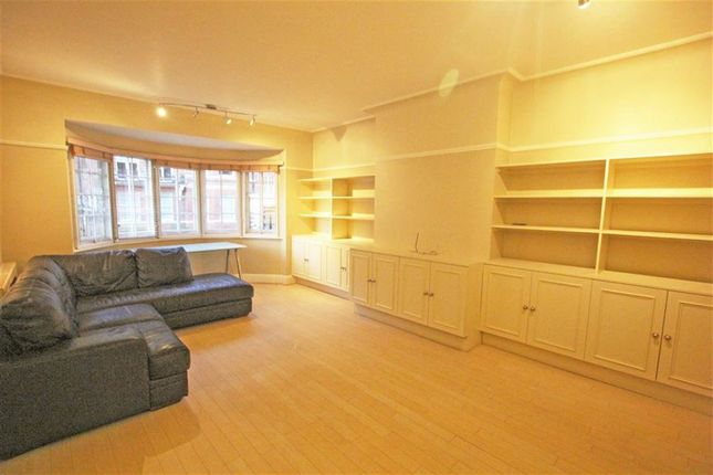 Thumbnail Flat to rent in West End Lane, West Hampstead, London