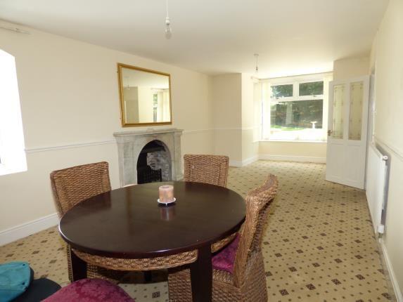 Dining Room of Pentrefelin, Amlwch, Sir Ynys Mon LL68