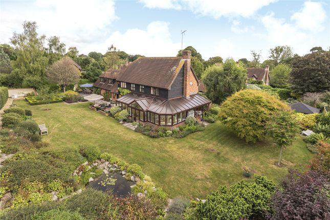 Thumbnail Detached house for sale in Coolers Farm, Horsebridge Road, Broughton, Stockbridge
